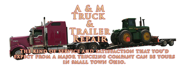 Heavy Duty Truck Repair