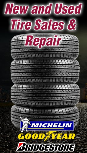 New and Used Tire Sales & Repair